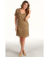 MICHAEL Michael Kors - Sequin S/S T-Shirt Dress