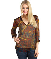 Lucky Brand - Sara 3/4 Sleeve Top