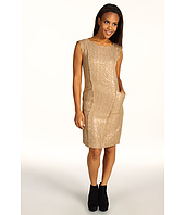 MICHAEL Michael Kors - Sequin Eyelash Boucle New Fray Dress