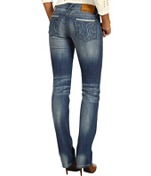 Mek Denim - Hollywood Straight Leg Jean in Medium Blue