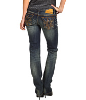 Mek Denim - Oaxaca Straight Leg Jean in Dark Blue