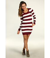 U.S. Polo Assn - Long Sleeve Crew Stripe Dress