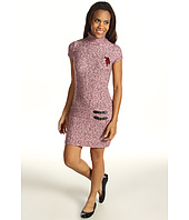 U.S. Polo Assn - Mock Neck Drop Waist Dress