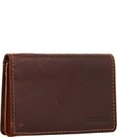 Fossil - Preston LG Gusset Card Case