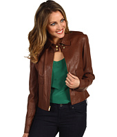 Anne Klein - Faux Leather Jacket