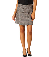 Anne Klein - Plaid Skirt