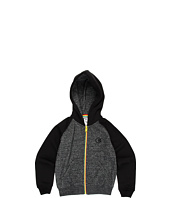 Billabong Kids - Field Raglan Hooded Zip (Toddler/Little Kids)