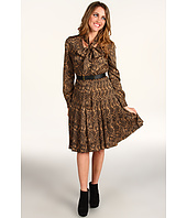 Anne Klein - Paisley Print Dress