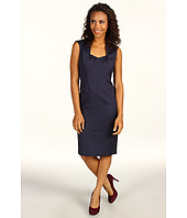 Anne Klein - Herringbone Dress