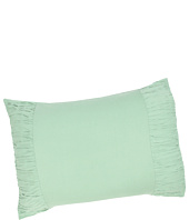 Lazybones - Rosette Cotton Jersey Pillowcase - Standard