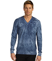 Versace Collection - Distressed V-Neck Sweater