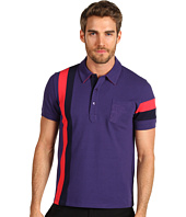 Versace Collection - Multi-Color Pique Polo