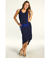 BCBGMAXAZRIA - Jolene Essential Knit Asymmetrical Dress