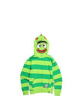 Volcom Kids - YoGabba Full-Zip Hoodie (Big Kids)