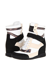 Marc by Marc Jacobs - Hi-Top Wedge Sneakers