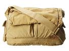 Bed Stu Hawkeye Messenger Bag (Tan)