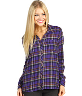 Volcom - Encore Flannel Button Up