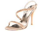 Stuart Weitzman Bridal & Evening Collection - Glimmer (Blonde Satin) - Footwear