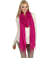 Cheap Michael Stars Crepe Scarf Winterberry