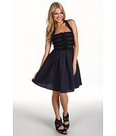 Jessica Simpson - Halter Dress w/Grosgrain Trim