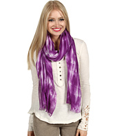 Cheap Michael Stars Fully Drenched Scarf Monarch