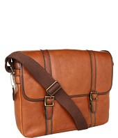 Fossil - Estate Leather Messenger Bag