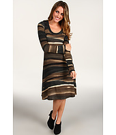 Karen Kane - Painted Stripe Sweater Dress