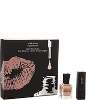 Deborah Lippmann - Nail and Lip Duet Gift Set