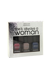 Deborah Lippmann - She's Always A Woman Gift Set
