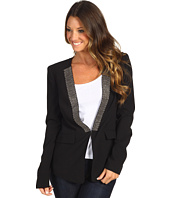 BCBGMAXAZRIA - Whitley Chain Lapel Jacket