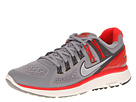 Nike - Lunareclipse+ 3 (Sport Grey/Pimento/Midnight Fog/Reflective Silver) - Footwear