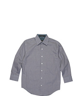 Ike Behar Kids - Brian L/S Check Woven Shirt (Big Kids)