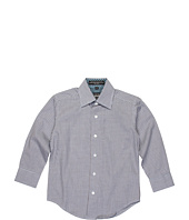 Ike Behar Kids - Brian L/S Check Woven Shirt (Little Kids)