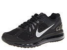 Nike - Air Max + 2013 (Black Sport Grey/Reflective Silver)