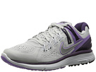 Nike - Lunareclipse+ 3 (Strata Grey/Grand Purple/Violet Pop/Reflective Silver) - Footwear