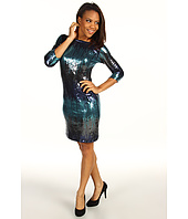 Karen Kane - Reflection Multi Sequin Dress
