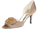 Stuart Weitzman Bridal & Evening Collection - Topit (Misty Satin) - Footwear