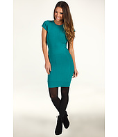 French Connection - Dani Crepe Rib Detail Dress