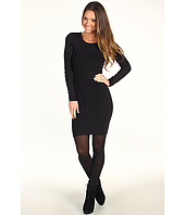 French Connection - Dani Crepe Shimmer L/S Dress