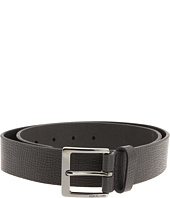 Cheap Michael Michael Kors 1 1 2 With Square Harness Buckle Black Gunmetal