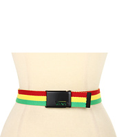 Cheap Vans Witty Web Belt Rasta