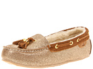 Sperry Top-Sider - Ruby (Tan Sparkle)
