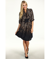 Vince Camuto - Ombre Animal Print Dress VC2P1636