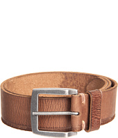 John Varvatos - 39mm Pieced Leather Strap