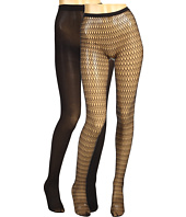 Nicole Miller - 2 Pack Smooth Waves Net Solid Tight