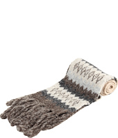 LAUREN Ralph Lauren - Brushed Fairisle Oblong Scarf
