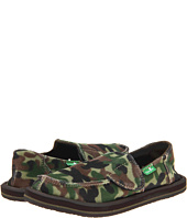 Sanuk Kids - Army Brat (Toddler/Youth)