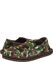Sanuk Kids - Army Brat (Little Kid/Big Kid)