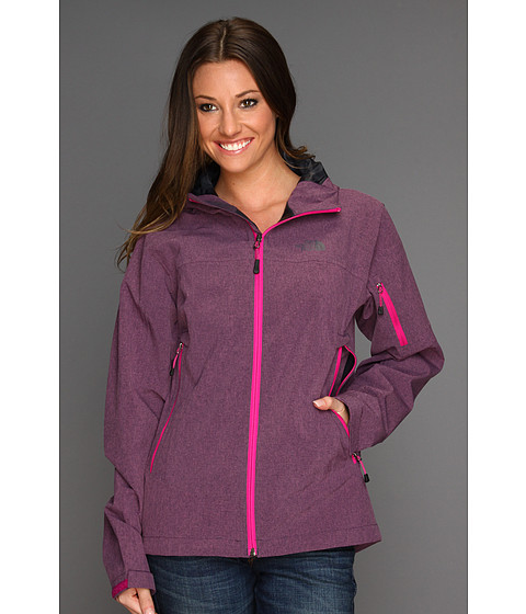 The North Face - Women's Burst Rock Jacket (Fuschia Pink) - Apparel