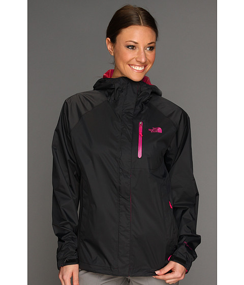 The North Face - Women's Super Venture Jacket (TNF Black) - Apparel